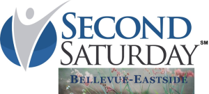 Second Saturday Bellevue-Eastside Logo